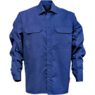 Fristads 100732 Cotton Shirt 7386 BKS