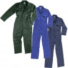 Castle Stud Front Boilersuit