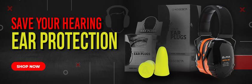Ear Protection at SafetyCare