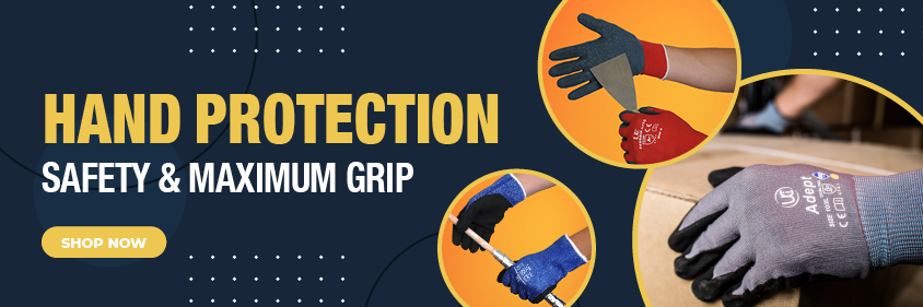 Hand Protection - PPE at SafetyCare