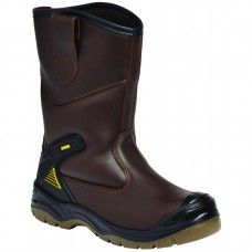 Apache S3 Lined Rigger Boot