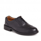 Managers Brogue Safety Shoe