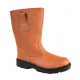 Tan Lined Safety Rigger Boot