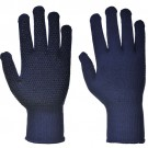 Thermal Knitted Glove With Dots