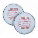 3M 2138 Filters P3R