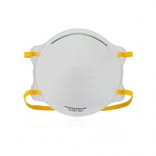 Respiratory P2 / KN95 Mask with elastic straps x 5
