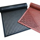 Rubber Anti Fatigue Mat 10' X 3'