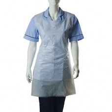 Disposable Polythene Aprons – Rolls of 40
