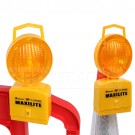 Maxilite Traffic Cone Lamp With Photocell