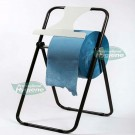 Floorstand Roll Holder With Cutter Blade