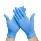 Deli Fit PF Blue Gloves x 100