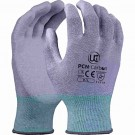 Nylon PU Coated Grip Glove - Grey