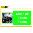 C-19 Clean All Touch Points 200x150