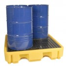Spill Pallet For 4 Drums