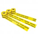 Underground Caution Tape Electric Cable