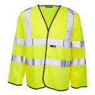 Hi Vis Long Sleeve Fr As Vest