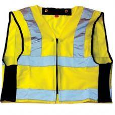 FlexiTog Zip On Hi Vis Vest
