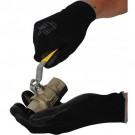 Black Foam Nitrile Grip Glove