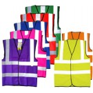 Coloured Hi Vis Vests
