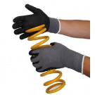 Adept Nitrile Coated Grip Glove